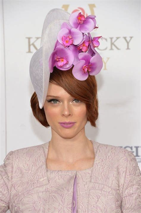Coco Rocha Simply Fascinating by Kentucky Derby Hats 26 Of The Most Ornate Creations