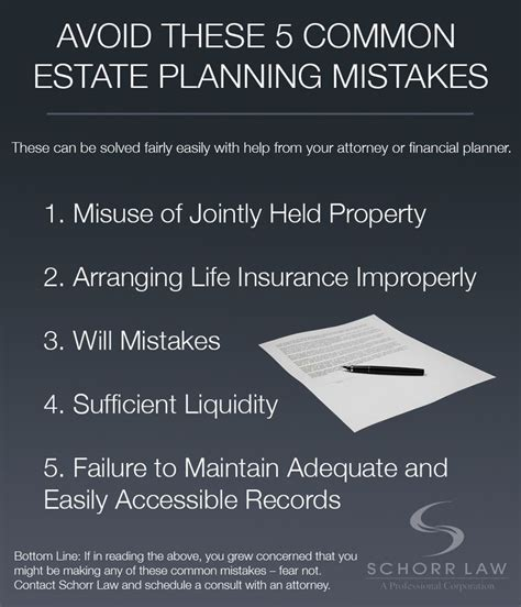 10 Most Common Estate Planning Mistakes And How To Avoid Them 114 best schorr posts images on