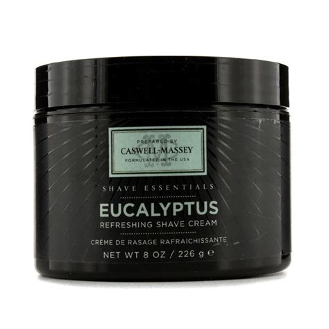 Review Bliss Eucalyptus Smoother by Caswell Massey Eucalyptus Refreshing Shave Jar