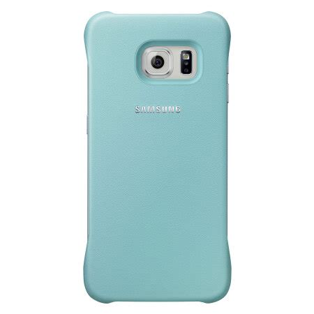 Official Samsung Galaxy S6 Edge Protective Cover Mint official samsung galaxy s6 edge protective cover mint