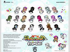 Tokidoki, UnicornO Frenzies, Blind Box - BlindBoxes Logon Plus