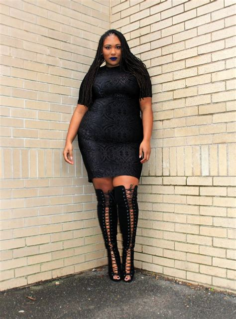 thigh high boots plus size thigh high boots for nye curvy fashion