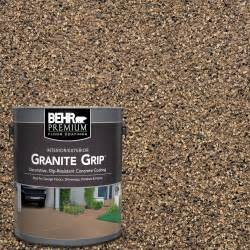 home depot paint for concrete behr premium 1 gal gg 16 baltic decorative