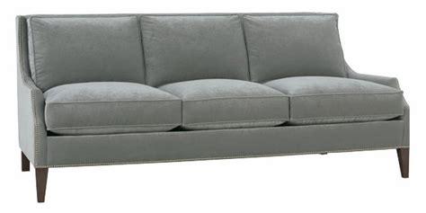 low wide arm sofa mid century modern low arm fabric sofa club furniture
