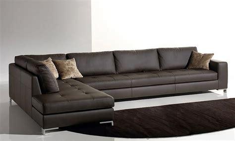 couchgarnitur leder italienisch couchgarnitur simona aus leder