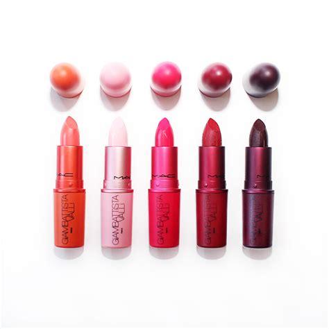 Kb Valli Gambattista Like Mac Giambattista Matte Lipstick mac cosmetics giambattista valli lipstick collaboration summer 2015