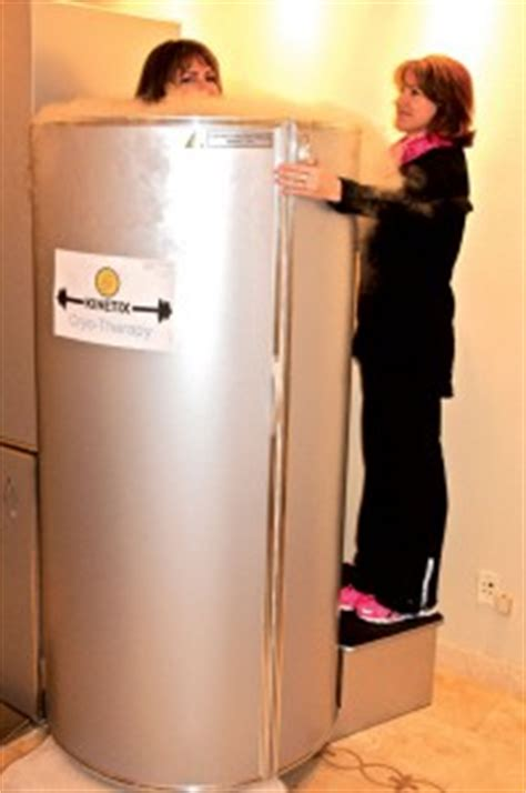 Detoxing Effects Of Cryotherapy by Cryotherapy A New Meaning To Icing Your Injuries