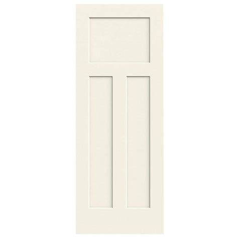 3 panel interior doors home depot krosswood doors 30 in x 80 in krosswood craftsman 3