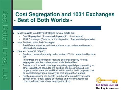 section 1245 property definition cost segregation study