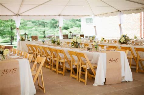 simple wedding reception simple rustic wedding reception