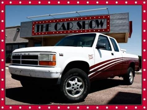 1994 dodge dakota specs 1994 dodge dakota sport extended cab 4x4 data info and