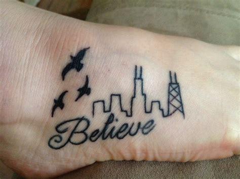 chicago skyline tattoo designs chicago skyline ideas