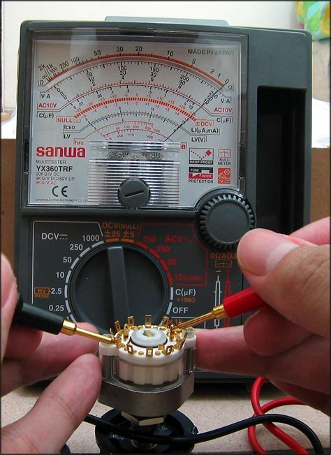 Multitester Termurah jual analog multimeter sanwa yx360trf multitester sanwa