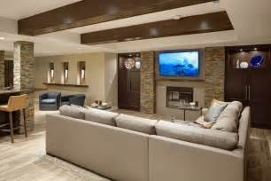 Basement Rooms custom finished basement rec room created by drury design