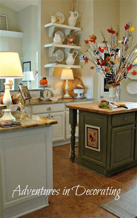 Fall Kitchen Decor by 37 Cool Fall Kitchen D 233 Cor Ideas Digsdigs