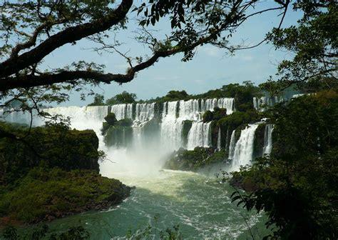 turisti per caso argentina cascate di iguazu lato argentino viaggi vacanze e