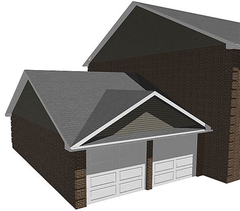 edim pent shed plans gable roof addition