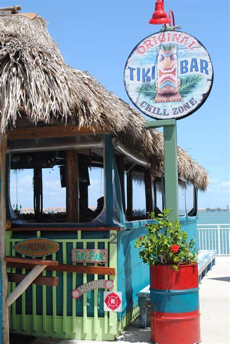tiki hut vero beach tiki bar and grill ft pierce favorite destinations