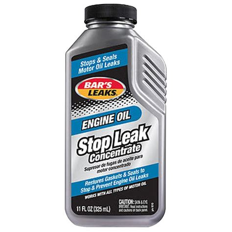 Stop Leak Plumbing by Bar S Leaks 11 Fl Oz Engine Stop Leak Concentrate