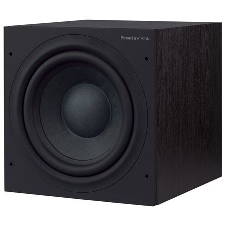 B W Ccm382 Black Ceiling Speaker bowers and wilkins clef hi fi