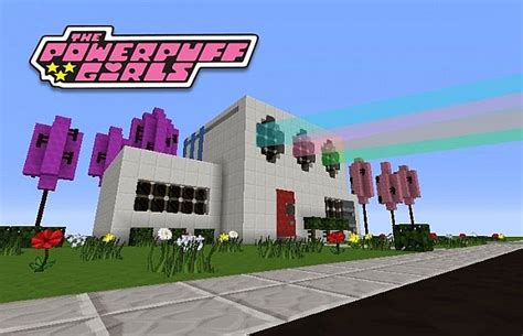 minecraft girl houses cartoon network classics minecraft project