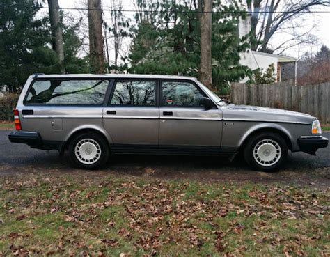 volvo wagons for sale 1993 volvo 240 wagon german cars for sale