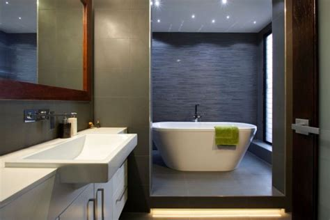 Modern Grey Bathroom 63 Contemporary Bathroom Ideas For A Soothing Experience