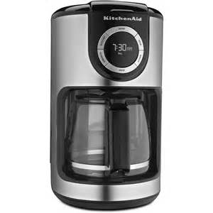 12 cup kitchenaid coffee maker kcm1202 colors