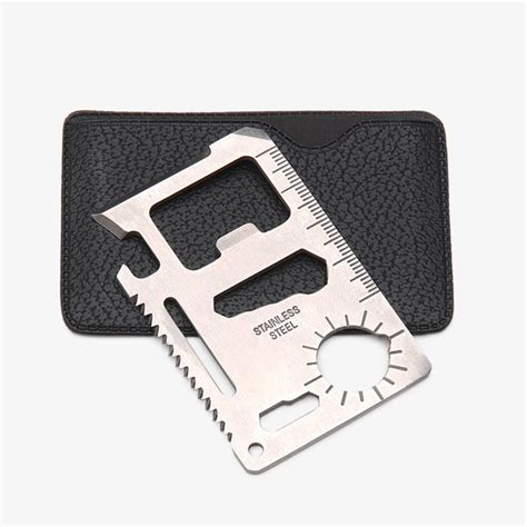 credit card multi tool the dozen s day gift guide 2014 mnn