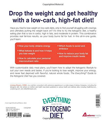 the everything guide to macronutrients the plan for losing and getting lean books the everything guide to the ketogenic diet a step by step