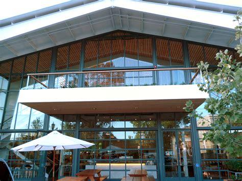 Healdsburg Shed by Impression Healdsburg Shed Bay Area Bites