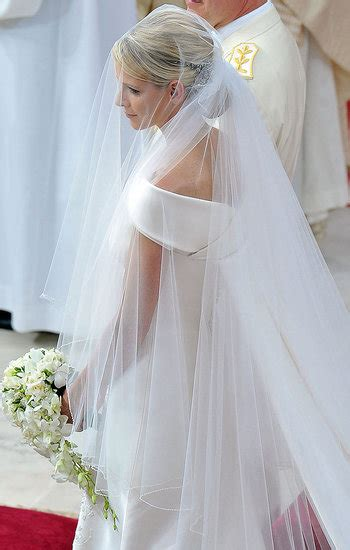 princess charlene wedding hair princess charlene wedding dress styles trends