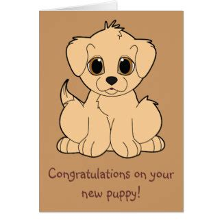 your new puppy new puppy cards invitations zazzle co uk