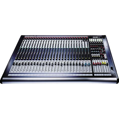 Mixer Console soundcraft gb4 24 mixing console music123