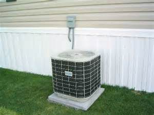 central ac unit for mobile home petersrhc photos