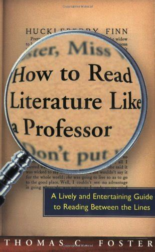 Themes In How To Read Literature Like A Professor | what is theme in literature hubpages