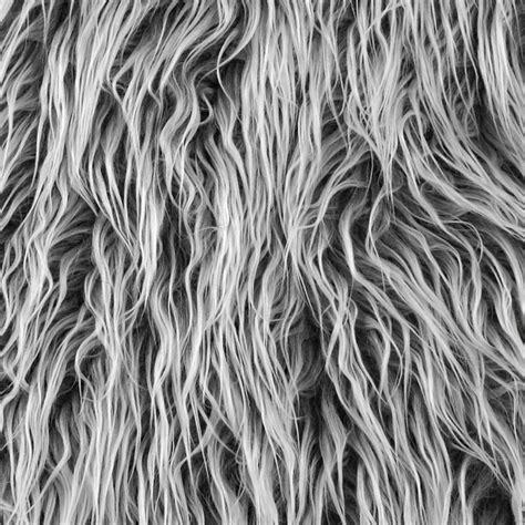 chewbacca skin rug faux fur mongolian grey from fabricdotcom this soft
