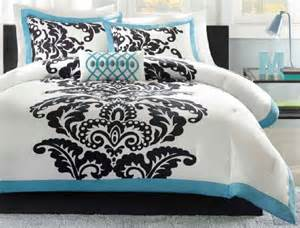 florentine teal modern comforter set size full queen