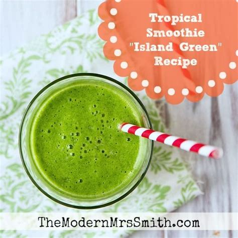 Detox Island Green Smoothie by 53 Best Green Smoothie Recipes Images On Green