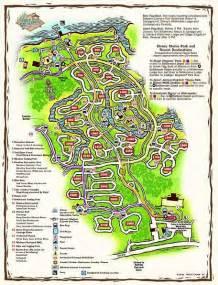 fort wilderness maps