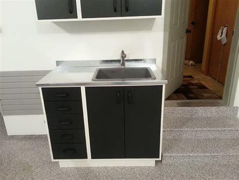 utility sink cabinet garage cabinet  home design