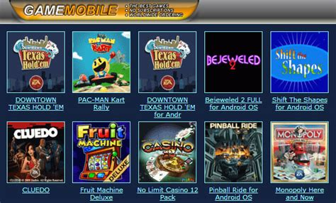 free games themes software for mobile mobile download game collection 17 wallpapers