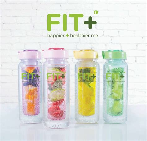 Fit Infused Bottle Dusdusan jual fit infused bottle family set happier and healthier me produk dusdusan