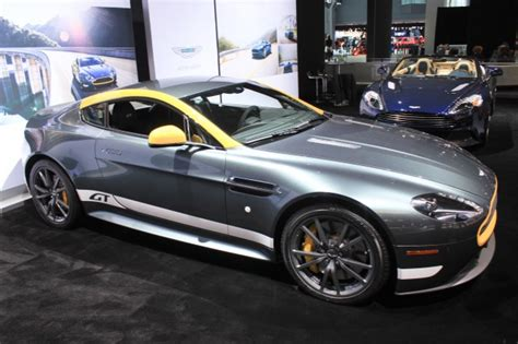 Aston Martin New York by Aston Martin To Replace Vantage And Vanquish By 2018 Report