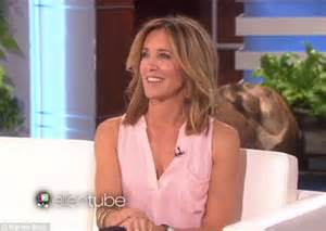 Felicity Huffman Takes Alba To School by Felicity Huffman Tells Degeneres Why Marriage To