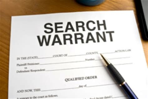 Warrant Out For Arrest Search Supreme Court Of Defines Sufficient Evidence For Child In Search