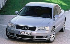 2002 audi a8 cars
