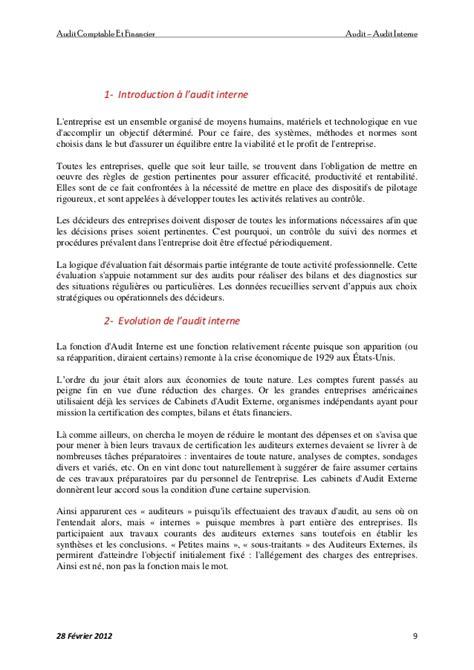 Cabinet D Audit Interne by Audit Audit Interne