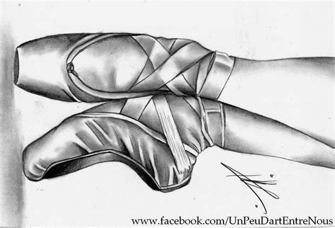how to draw ballet slippers drawing of a ballerina drawing ballerina pointe shoes
