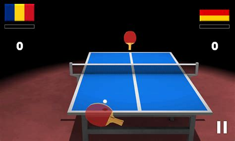Meja Pimpong table tennis 3d pro android apps on play
